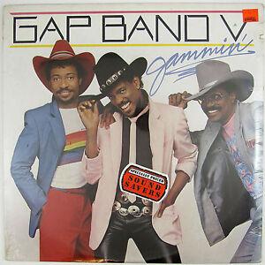 GAP-BAND-Jammin-039-LP-1983-FUNK-SOUL-SEALED-UNPLAYED
