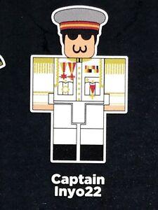 ROBLOX Series 7 tradelands avec code Officier