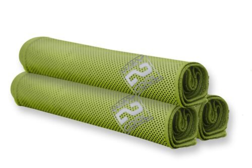 Instant Cooling Towel Mesh for Staying Cool Outdoor Fitness Workout Sports UPF50