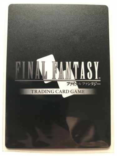 Verzamelingen Final Fantasy TCG Opus 3 Legend Cards