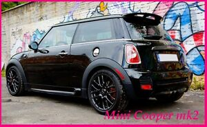 Details about MINI COOPER ONE MK2 R56 REAR/ROOF SPOILER (2007-2013)