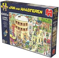 Jumbo Jigsaw Puzzle The Escape Jan Van Haasteren 1000 Pcs Cartoon 19013