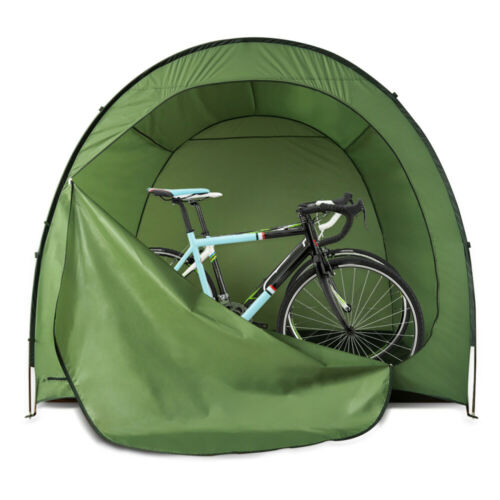 Large Bike Storage Shed Tent Outdoor Waterproof Bike Tent for 2 Bikes Heavy Duty