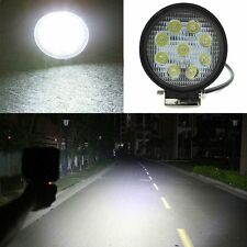 2X 27W 9 LED Spot LED Light Off road Round Work Lamp For Truck 4WD ATV UTV