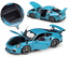 miniature 5 - Welly 1:24 2016 Porsche 911 GT3 RS Diecast Model Sports Racing Car NEW IN BOX