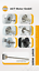 Indexbild 10 - DE-Free-Nema23-Schrittmotor-23HS2442B-4-2A-112mm-425oz-in-Dual-Shaft-Bipolar