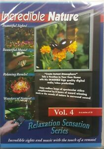 Incredible Nature Vol.4 Relaxation DVD from Sunrise Productions