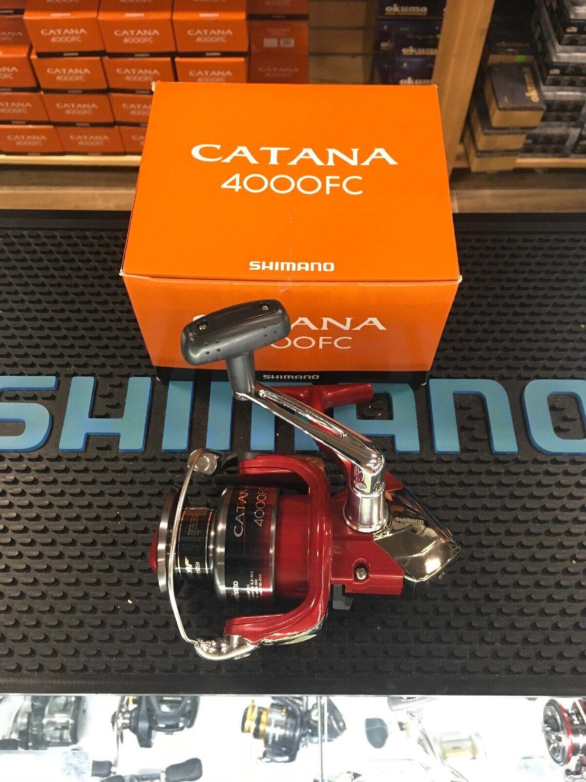 SHIMANO CATANA 4000FC  Spinning Reel  on sale