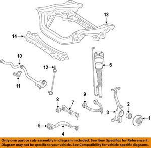 mercedes oem 07 13 s550 front lower control arm 2213307807 ebayimage is loading mercedes oem 07 13 s550 front lower control