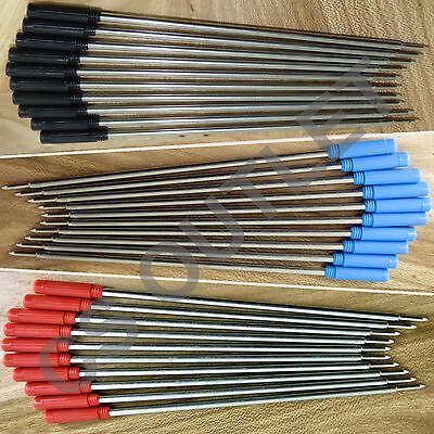 Woodturning Lathe Pen Making Spares-Slimline Clips x10 gold//black United Kingdom