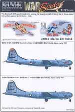 Kits World Decals 1/72 B-29 SUPERFORTRESS Post-War Aircraft