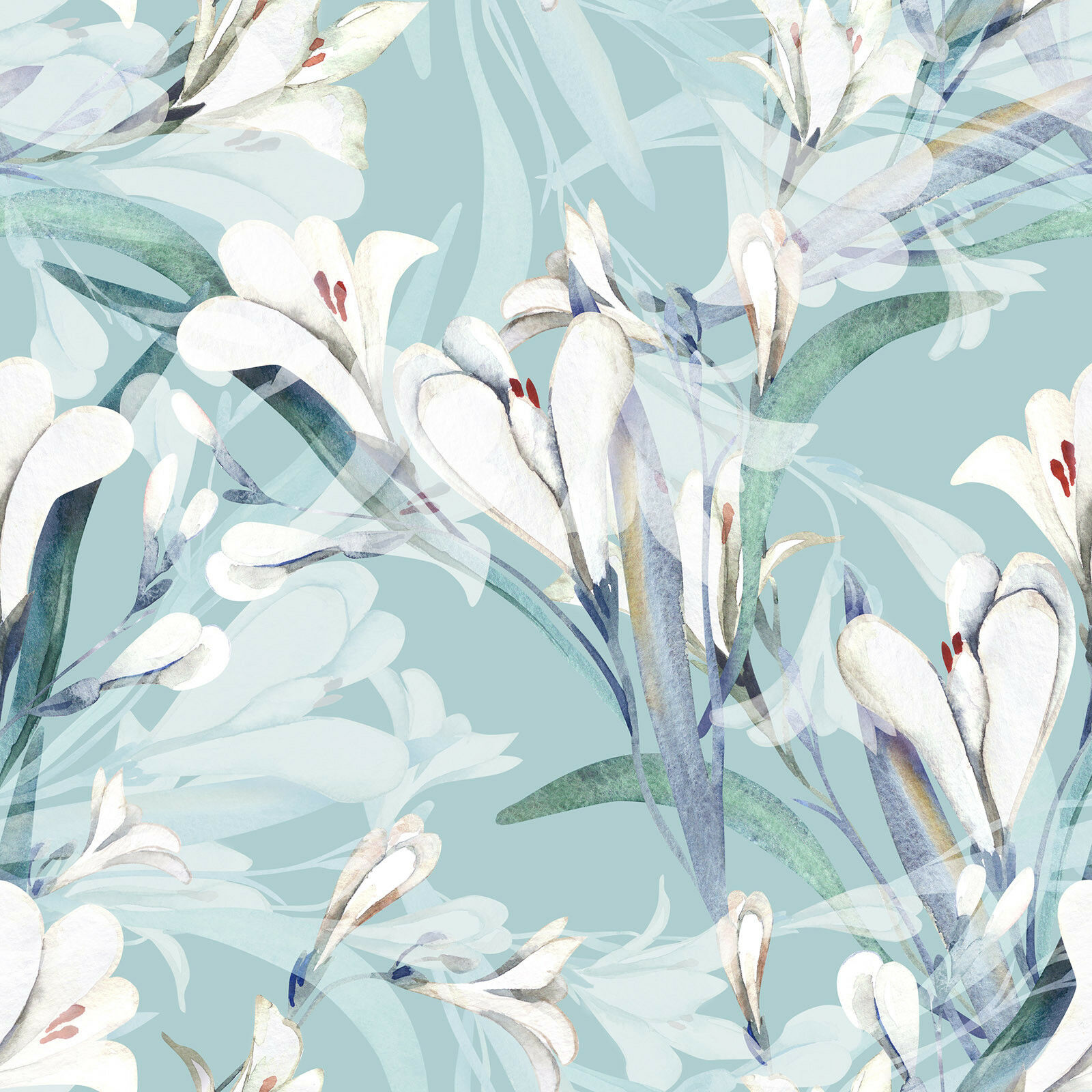 3D Tropical Flowers 542 Wall Paper Wall Wall Wall Print Decal Wall