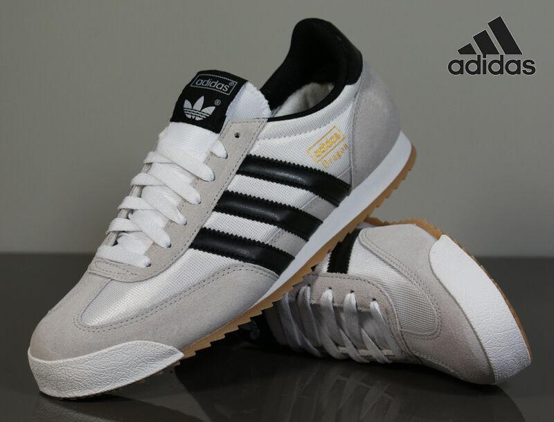 Mens Adidas Originals Dragon Trainers Shoes S79003