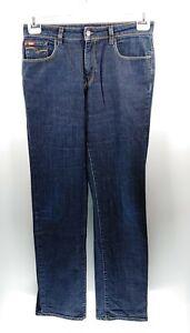 Lee Cooper June31 W30 L32 blau Damen Jeans Hose Denim Designer Mode Retro VTG