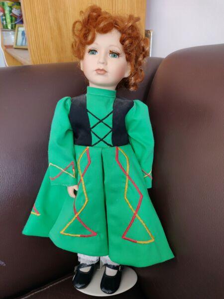 Abile Bambola Danzatrice Irlandese