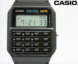 473d30c98eed montre homme CASIO CA-53W calculatrice classique montre Casio ...