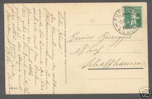 SWITZERLAND-1912-POST-CARD