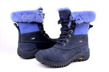 item 1 Ugg Womens Adirondack II Navy Color Snow Boots Size 6 US NEW NO BOX - Ugg Womens Adirondack II Navy Color Snow Boots Size 6 US NEW NO BOX