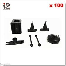 NOSE TAIL TUBE FIXED DOUBLE HORSE DH 9053 RC HELICOPTER SPARE (100 SETS )