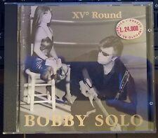 Bobby Solo – XV° Round CD ottimo stato