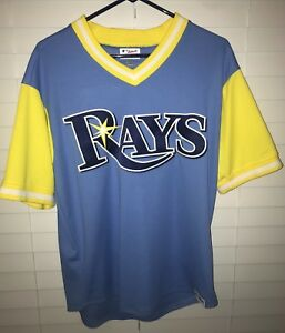 e4de3f6bcf1 Majestic Tampa Bay Rays 2017-2018 Players Weekend Authentic Jersey ...