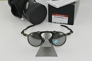 29561c3bbd0 Image is loading New-Oakley-Madman-Pewter-Black-Iridium-Polarized-Sunglasses -