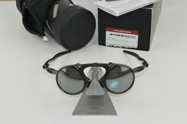 5fdf30739e Oakley Madman Oo6019 Sunglasses Cult Metal Lifestyle Pewter Oo6019 ...