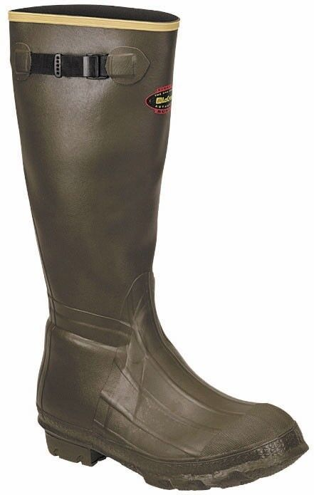 Lacrosse 266040-8M 18  Insulated Burly Boots Size 8 Medium 13273