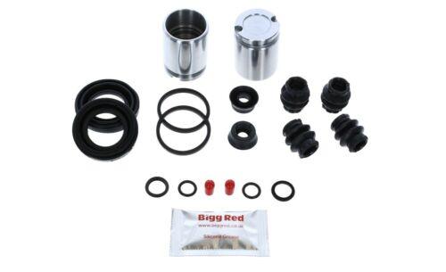 BRKP7 Pistons AUDI TT 1998-2014 REAR L /& R Brake Caliper Repair Kit