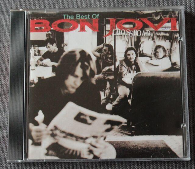 Bon Jovi, cross road - the best of, CD