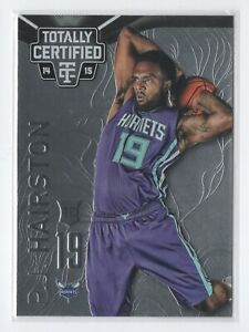 14-15-Totally-Certified-RC-Rookie-162-P-J-Hairston-Charlotte-Hornets