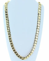 Lot Of 10 Men's Golden Chain Fashion Cute Beasty Jewelry Necklace on sale