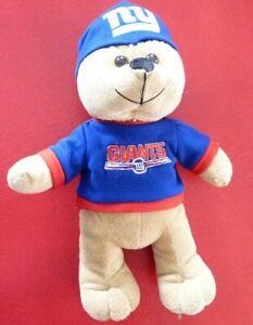 Plush-Toy-Bear-Figurine-New-York-Giants-NFL-14-039-039