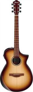 Kenntnisreich Ibanez Aewc300-nnb Elektro-akustik-gitarre Musikinstrumente Akustische Gitarren