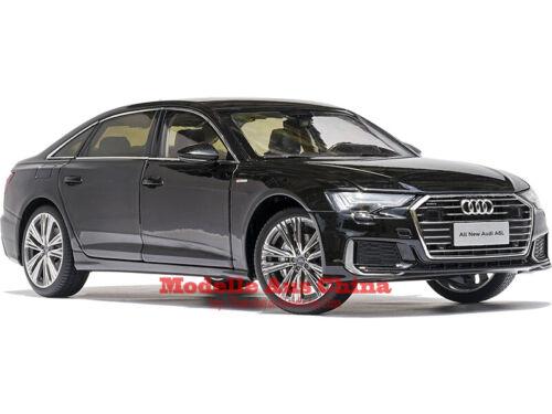 Händler Auflage Mythos Black M. 1:18 FAW Audi 2019 A6 L Mythosschwarz M.