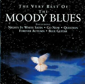 MUSIK-CD - The Moody Blues - Very Best Of - All The Hits Digitally Remastered