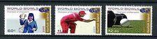 Norfolk Island 2010 MNH World Bowls Champion of Champions 3v Set Sports Stamps
