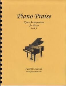 Details about Church Hymn Arrangements for Piano PRAISE Pieces Worship Solo  Offertory #3