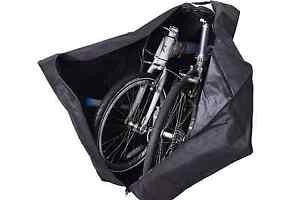 """Ammaco Pliant Vélo Sac de Transport Jusqu 'À 20"""" Roues Vélos noir résistant à l'eau  </span>"""