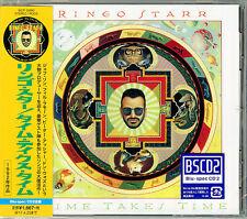 RINGO STARR-TIME TAKES TIME-JAPAN BLU-SPEC CD2 D38