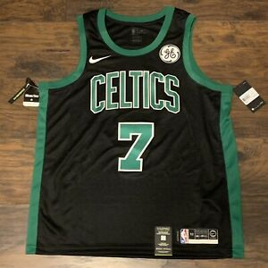 Jaylen Brown Boston Celtics Nike Swingman Statement Edition Jersey ...