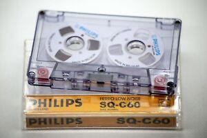 REVOX Audio Tape Blank For recording White Reel handmade Reel to Reel Cassette