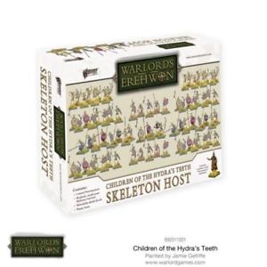 Seigneurs de guerre de erehwon-Les enfants de l/'hydre Dents du squelette hôte