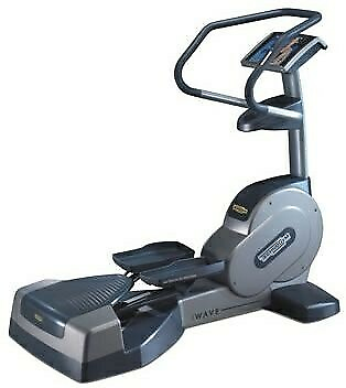 Crosstrainer, Wave - arc trainer- Stairclimer, Techno Gym-…