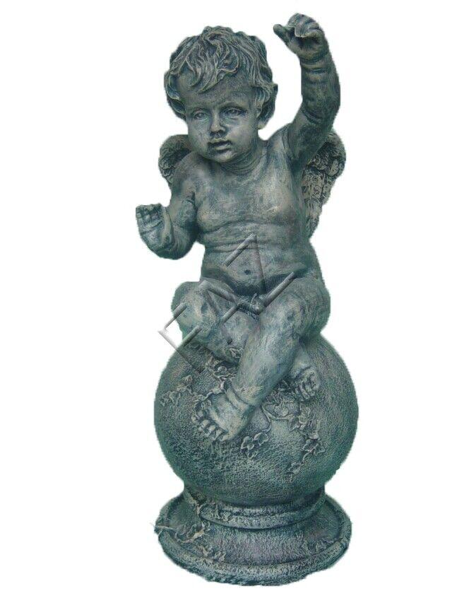 Design Engel  Figur Statue Skulptur Figuren Skulpturen Dekoration Deko Neu 69cm