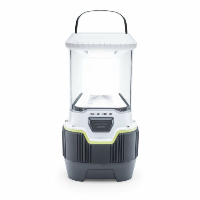 1000 Lumen Dimmable Tent Lights NPET LED Camping Lantern USB Rechargeable and