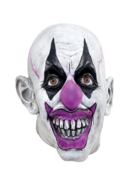 Scary Clown Mask Halloween Horror Latex Fancy Dress Costume