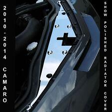 2010-2014 Camaro Polished Billet Radiator Cover - Special Offer -