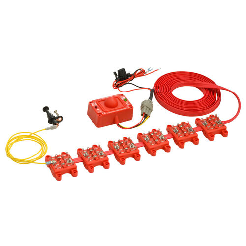 K/&k m4700b martora difesa dispositivo ultrasuoni ad alta tensione combinazione dispositivo martora