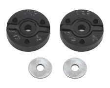 "VRP 12mm Hot Bodies D413 1/10 ""X V2"" Shock Piston (2) (1.4mm x 3 Hole)"